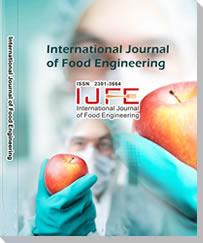 International Journal of Food Engineering